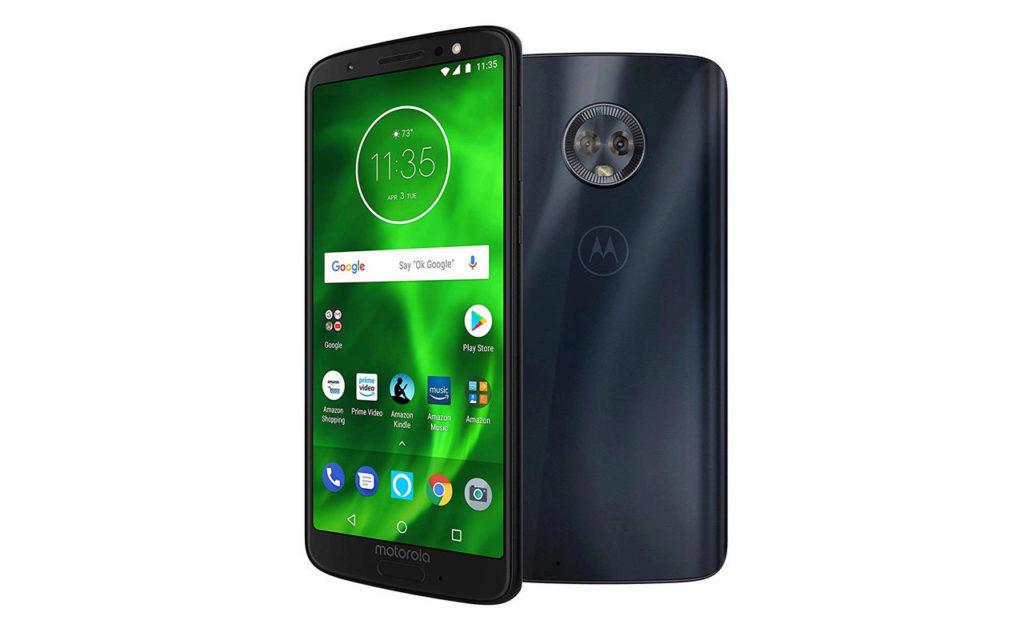 Motorola Moto G6 akce black friday