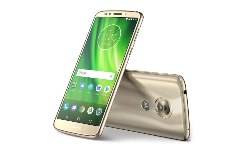 Motorola Moto G6 Play black friday sleva