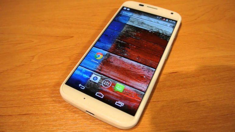 Motorola Moto X - První pohled