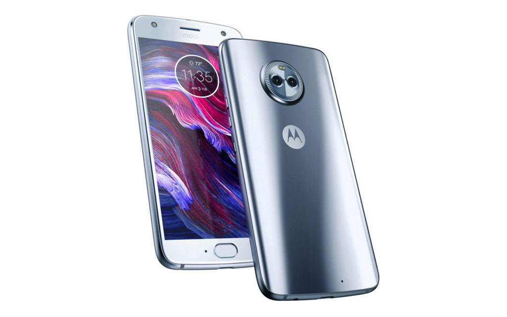 Motorola Moto X4 sleva na cerny patek