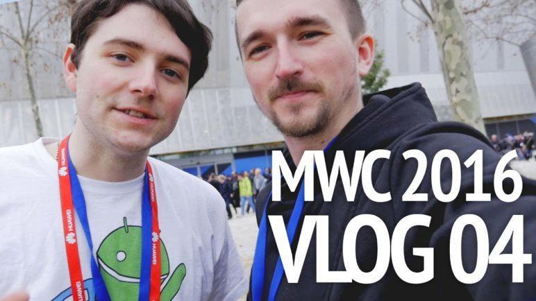 MWC 2016 - vlog 04 - SvetAndroida.cz