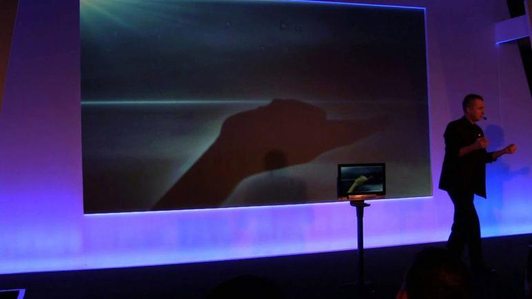 MWC2013: Asus PadFone Infinity (show)