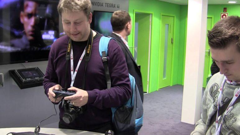 MWC2013: několik Tegra 4 her v akci