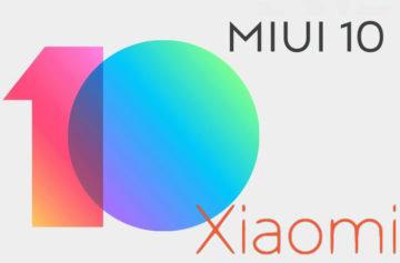 Nadstavba MIUI 10 dnešním dnem začíná vycházet na 21 Xiaomi telefonů