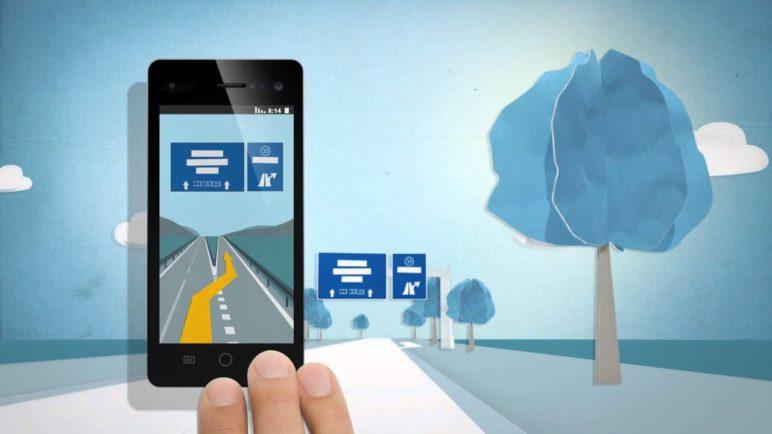 Navigon App by Garmin