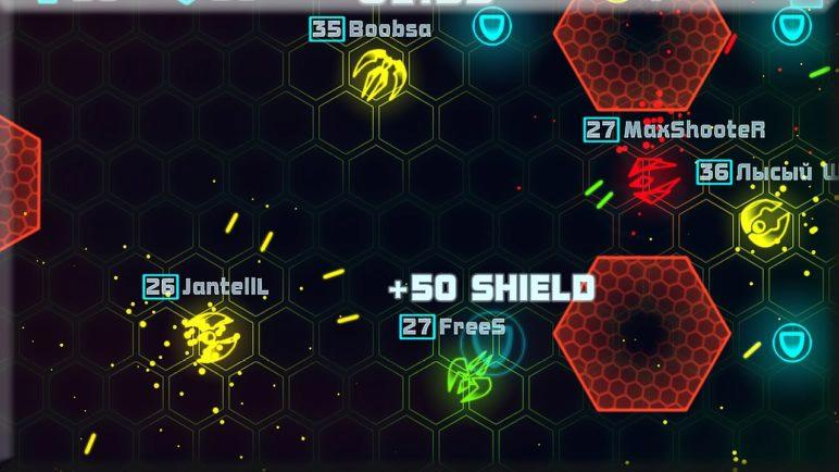 Neon Battleground - Gameplay Android [1080p]