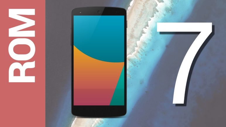Nexus 5 Android 7 ROM