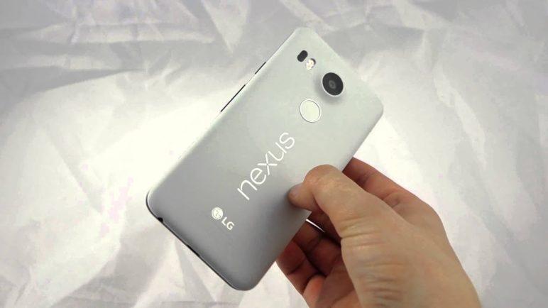 Nexus 5X - první pohled