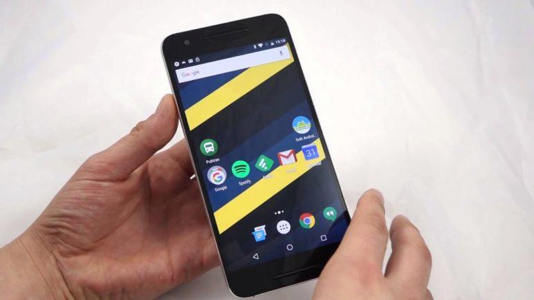 Nexus 6P - první pohled
