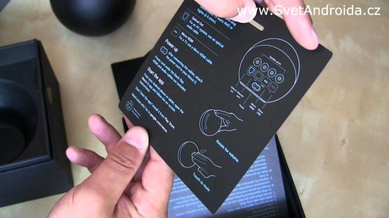 Nexus Q - první pohled