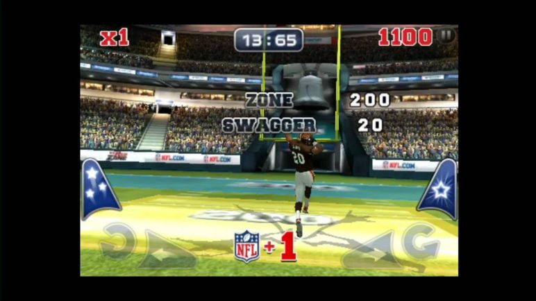 NFL RIVALS - iPhone - NZ - HD Gameplay Trailer