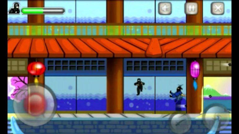 Ninja Game - GMO Runsystem