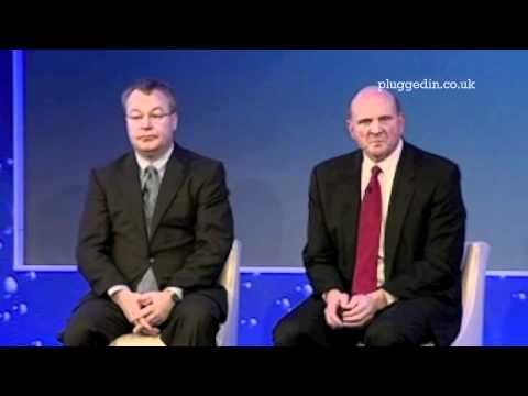 Nokia & Microsoft announce partnership