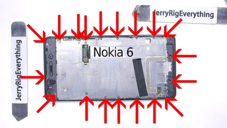 Nokia 6 Teardown - Build Quality Review - Repair Video