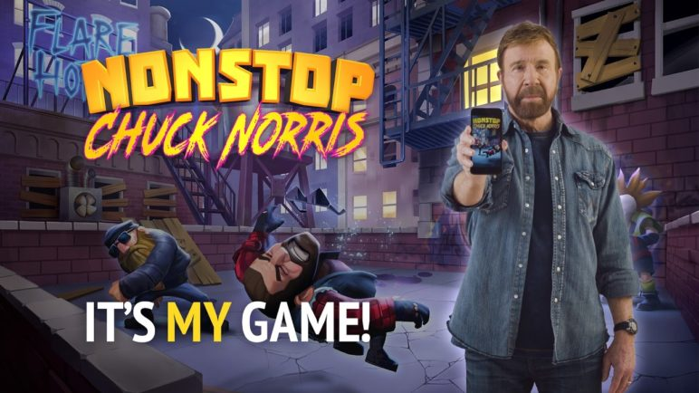 Nonstop Chuck Norris - Announcement Trailer