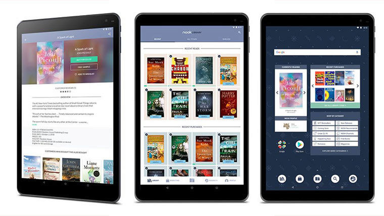 nook 10.1 tablet