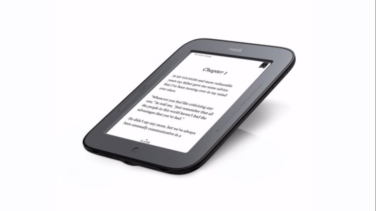 NOOK 2 Simple Touch First Look