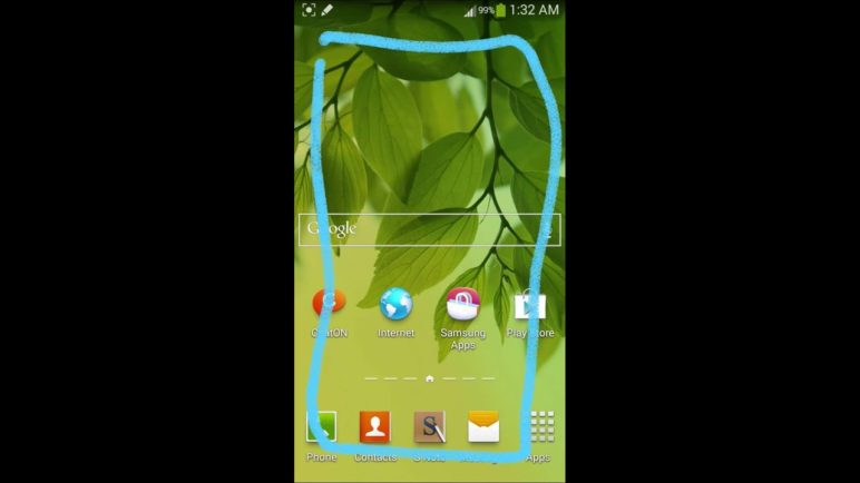 Note 2(N7100) noteii working air command from note 3 on leaked 4.3 android