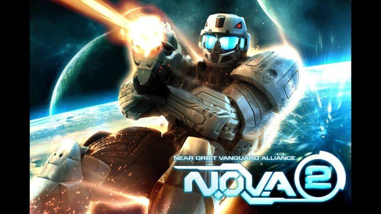 N.O.V.A. 2 Near Orbit Vanguard Alliance - Android - Launch Trailer
