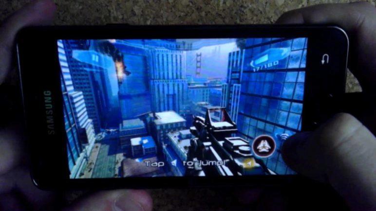 N.O.V.A. 3 na Samsung Galaxy S2