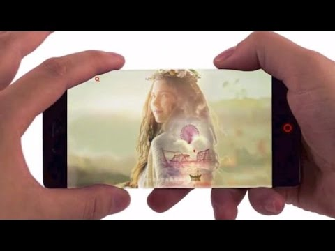 Nubia Z9's 'Frame Interactive Technology'
