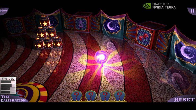 NVIDIA Project Kal-El Demo: Glowball
