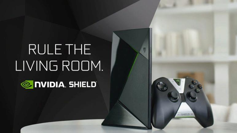 NVIDIA SHIELD Android TV – RULE THE LIVING ROOM