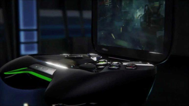 NVIDIA SHIELD demo