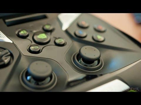 NVIDIA Shield - hands on with the refined Android gaming controller