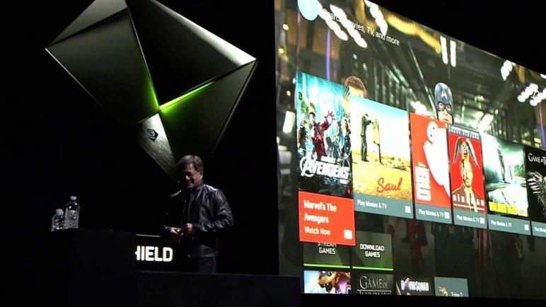 NVIDIA SHIELD launch at GDC 2015: NVIDIA's first living-room entertainment device (part 2)