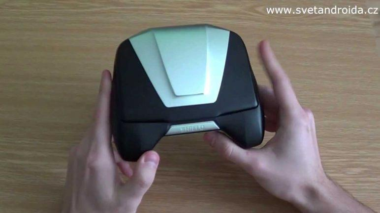 Nvidia Shield vzhled