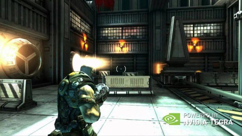 NVIDIA Tegra 3: Shadowgun