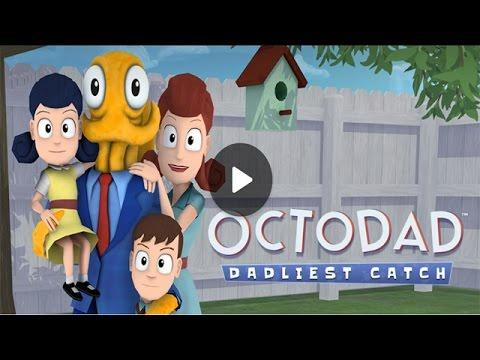 Octodad: Dadliest Catch [Android/iOS] official trailer (HD)