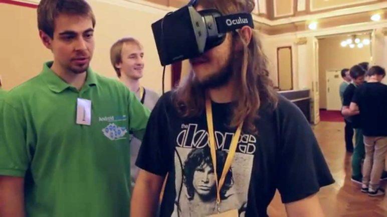 Oculus Rift - DevFest 2013
