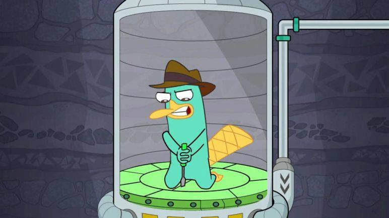 Official Android Trailer - Where's My Perry? App Available Now!