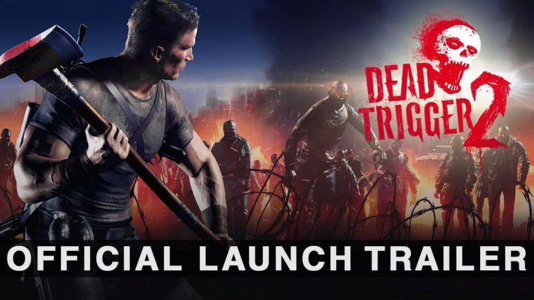 Official DEAD TRIGGER 2 Launch Trailer