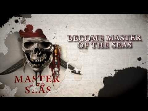 Official Launch Trailer -- Pirates of the Caribbean:  Master of the Seas App