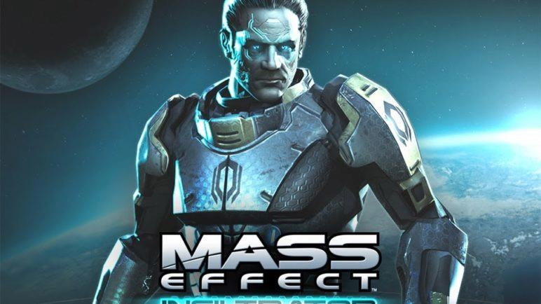 Official Mass Effect Infiltrator Trailer