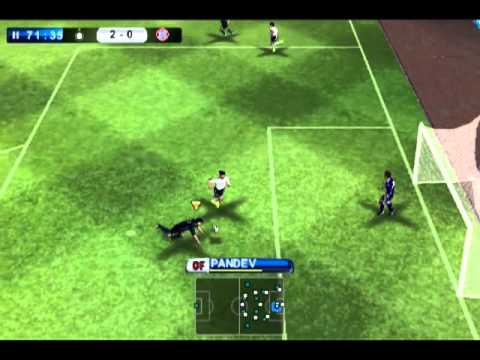 Official PES 2011 Android trailer