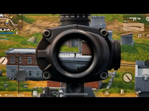 Official PUBG Mobile New Gameplay Revealed and New images Android iOS
