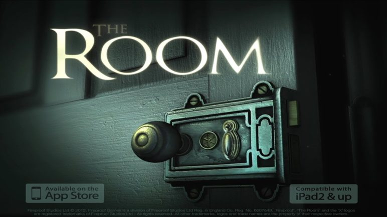 Official The Room Launch Trailer