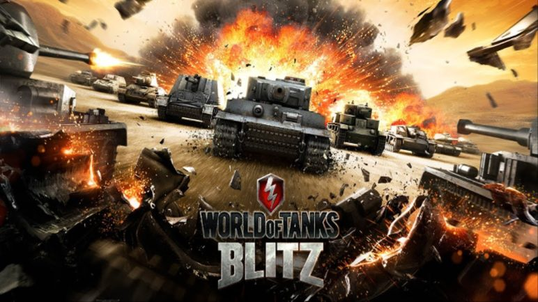 Official World of Tanks Blitz Launch Trailer