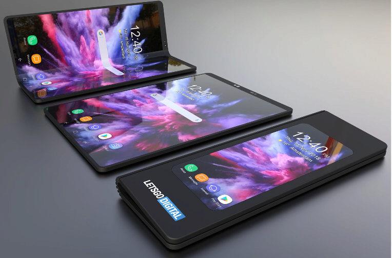 ohebny mobil samsung design