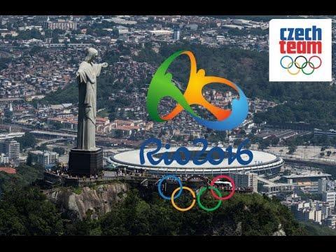 Olympiáda 2016: držte palce českému týmu s jeho oficiální olympijskou aplikací