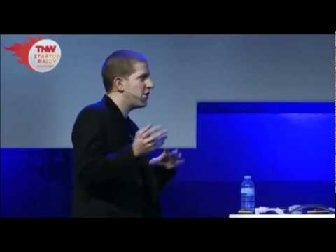 Onavo launching at TNW Conference 2011