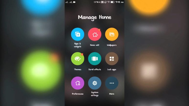 One of the Best Launcher for Android [ ZenUI Launcher]