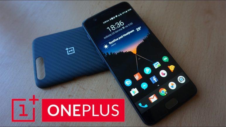 OnePlus 5 (první pohled)