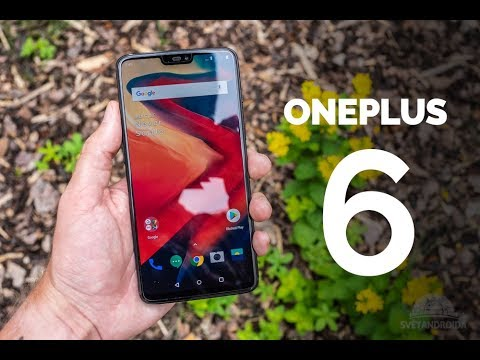 OnePlus 6 - První pohled - SvetAndroida.cz