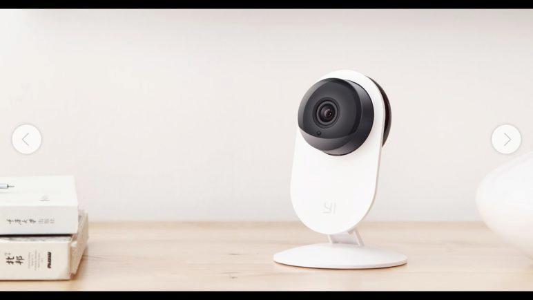 Original Xiaomi Ants Xiaoyi Smart Camera