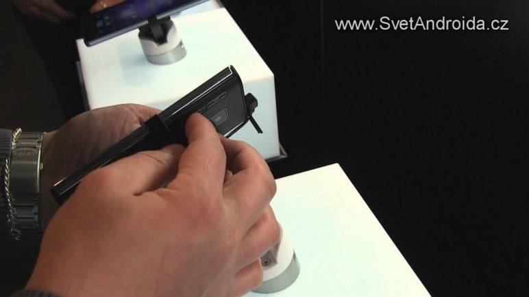 Panasonic Eluga na MWC 2012